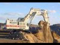 Terex O&K RH340 Excavator- Orlaco Camera Solution