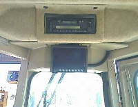 Compact LCD in Cabin