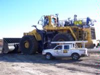 BMA- LSM Technologies /  Orlaco Solution for Komatsu WA1200 Loader