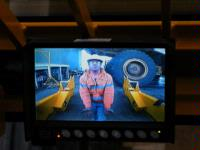 LSM Technologies  / Orlaco Camera Solution for Tyre Handlers