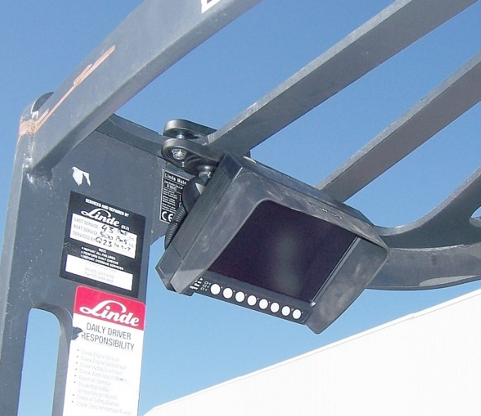 Compact LCD on HD Mounting / Adjustable bracket- clamping mount- no drilling required