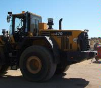 Rocla choose LSM Technologies / Orlaco Solutions for their Wheel Loaders