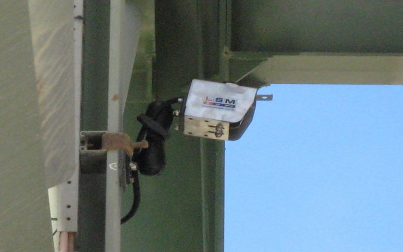 One of the two CCCameras in each Bay
