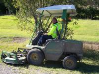 Platinum Vegetation Services selects RIDE- ON for their Mowers