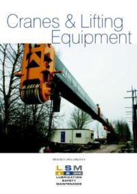 LSM Cranes AMM Oct 2010 / Cranes  + Lifting Magazine- Special Editions