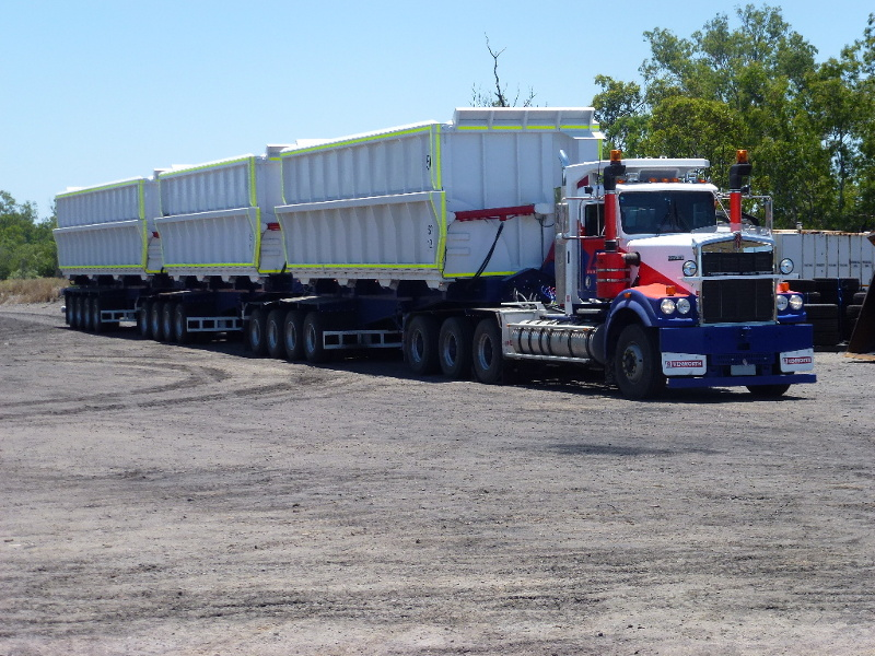 LCR Road Train- 62 Tyres
