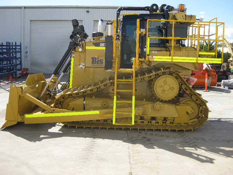Fig 3.BIS Dozer with RESPA