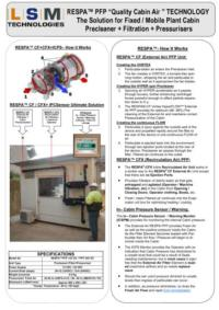LSM Flyer RESPA Quality Cabin Air Systems- Crushers
