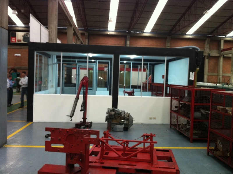 RESPA for Engine Reconditioning / Assembly  Room