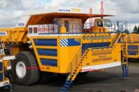 Belaz- largest Dump Truck in the world chooses RadarEye Collision Management System