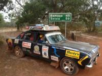 NSW Variety Bush Bash use RESPA- keeps the Dust out of their Charity Bash Cars