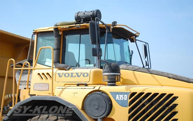 Wheel Loader with RESPA System