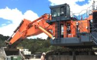 Q-CABAIR- Solves Particulate Exposure & HVAC failures on Hitachi EX- 3600 Shovels