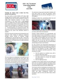 2018- CICA - Crane Safety Bulletin 235- Exploding Tyres