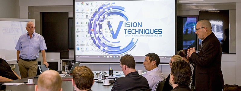 Presentations &Training on VT Safety Solutions