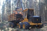 High Country Logging- TMSystem essential to save Special Tyres