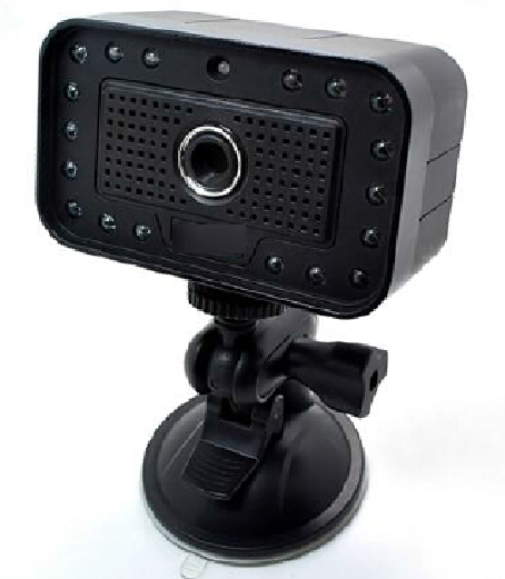 Stand- alone or SafetyTrax integrated DFM Camera / Monitor