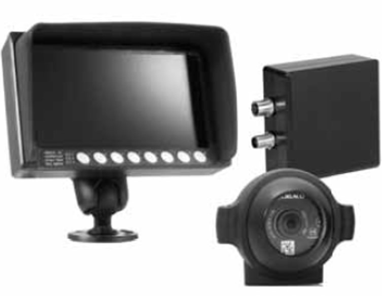 Cameras and Radar Sensors are IP69K protected