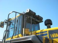 Komatsu Wheel Loaders / Excavators Kits: RESPA Quality Cabin Air System Kits solving Fatigue and Co2, Particulate, Fibre , DPM Exposure